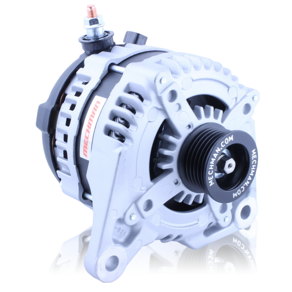 Mechman S Series 240 Amp Alternator - 3.8L Jeep Wrangler (2007 - 2011)
