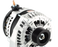 Mechman 320 Amp High Output Alternator - GM/Chevy Suburban, Silverado, Sierra, Tahoe, and Escalade ('14-'18)