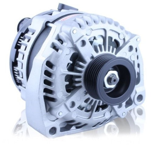 Mechman 250 Amp Elite Series Cast Alternator - GM Trucks ('96 - '04)