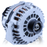 Mechman 240 Amp High Output Alternator with 4 Pin Oval Plug - GM SUVs and Trucks ('96 - '04)
