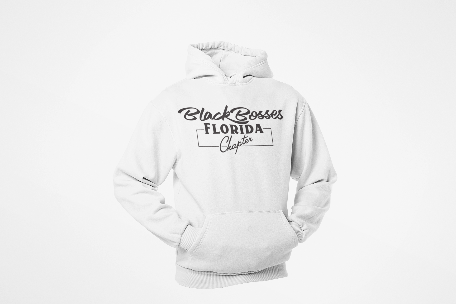 GRT - Black Bosses Florida Hoodie Style I