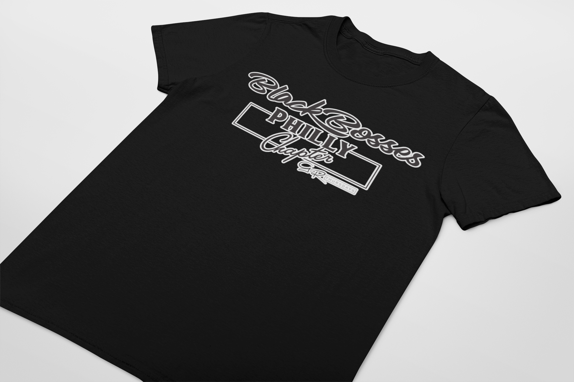 GRT - Black Bosses Philly T-Shirt