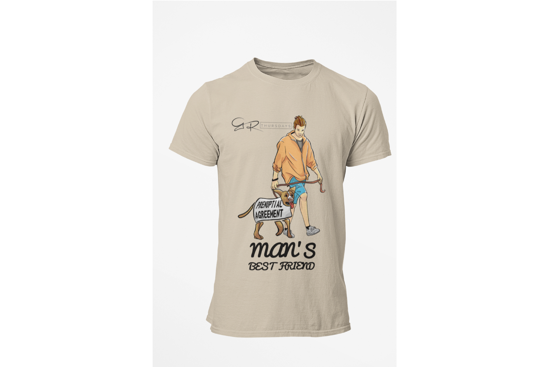 GRT Man's Best Friend - T-Shirt