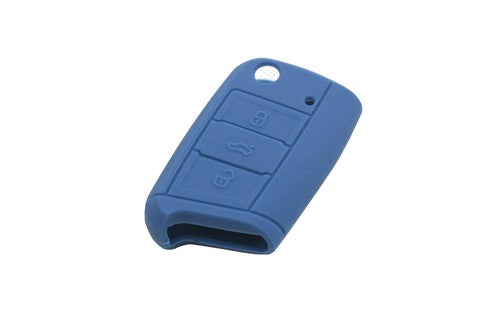 Remote Key Silicone Skin (Blue)