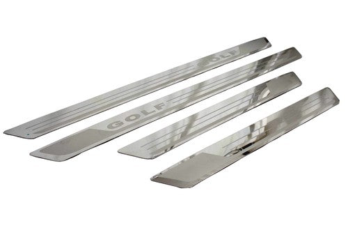Stainless Steel Door Sill Scuff Plate
