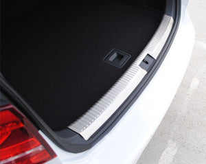 Stainless Steel Rear Trunk Protection Plate