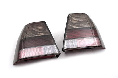 Light Smoke Style Tail Light - Jetta / Bora MK4