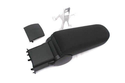 Center Console Armrest (Black Cloth) - Polo 6R