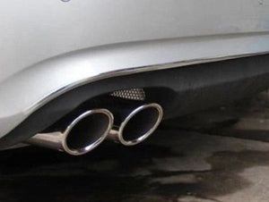 Stainless Steel Muffler Tips (Bolt-On Style)
