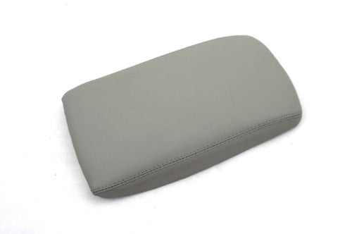 Armrest Cover Lid (Grey Leatherette) - A6 C6