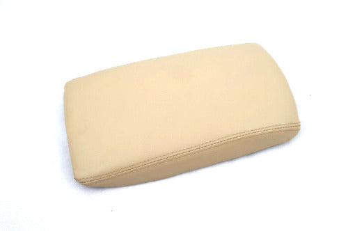 Armrest Cover Lid (Beige Leatherette) - A6 C6