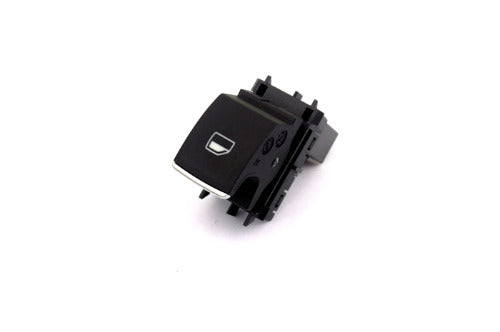 Chrome Power Passenger Side Window Switch - Golf MK7