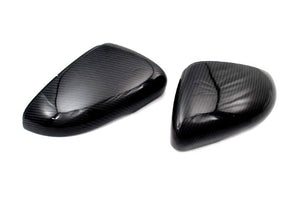 Carbon Fiber Side Mirror Cap Replacement - Golf MK6