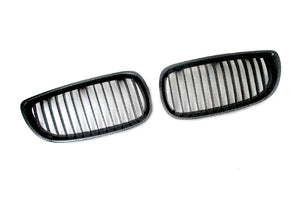 Carbon Fiber Style Sport Front Grille Replacement - E92