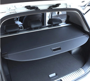 Rolling Shade Style Parcel Shelf