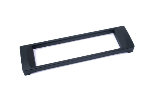 Car Radio Fascia 1-DIN Size Trimming Frame Bezel