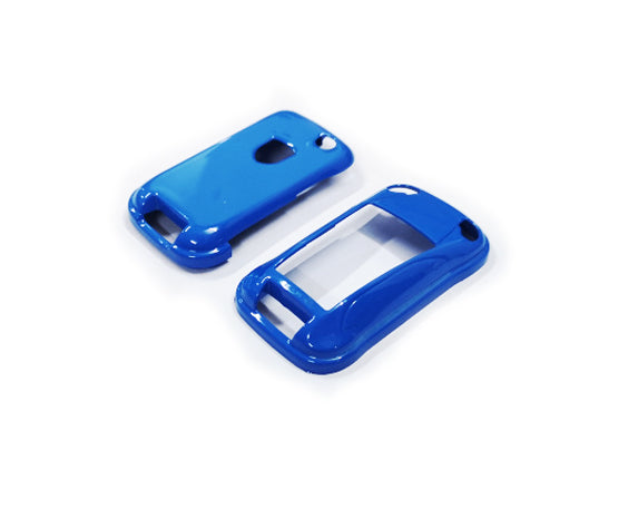 Remote Key Cover (Gloss Blue) For Porsche Cayenne Remote Flip Key
