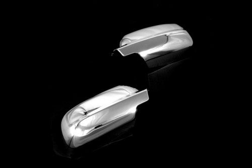 Chrome Side Mirror Cover - Golf / Jetta MK4 Passat B5
