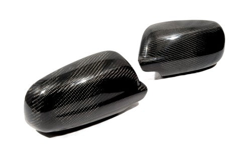 Carbon Fiber Mirror Cover