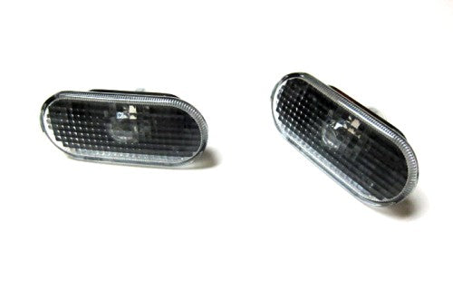 Smoke Side Marker Light Rough Lens - Golf / Jetta MK4 Passat B5
