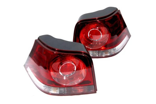 Special Edition Light Smoke-Red Tail Light - Golf MK4