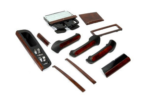 Interior Dash Console Trim Kit (Dark Walnut)
