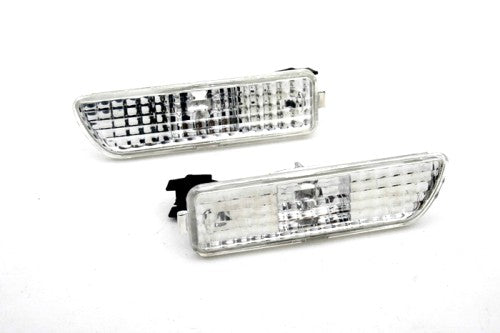 Clear Front Bumper Side Marker - Golf / Jetta MK4