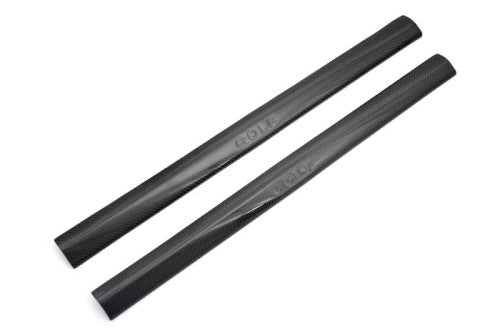Carbon Fiber Door Sill 2 Doors