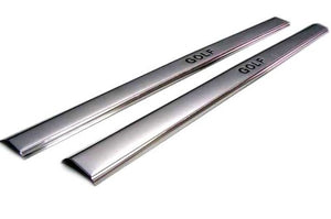 Stainless Steel Door Sill 2 Doors