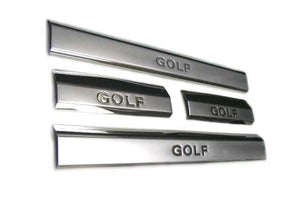 Stainless Steel Door Sill 4 Doors