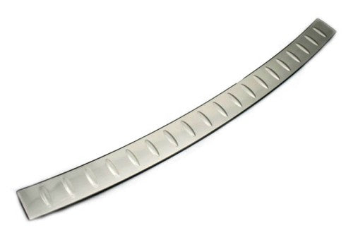 Stainless Steel Rear Bumper Protection Plate