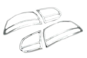 Chrome Tail Light Cover Trim