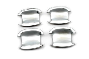 Chrome Exterior Door Handle Cavity Cover