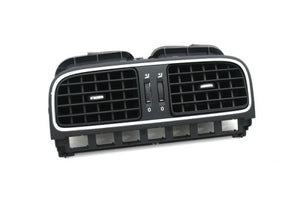 Dash Air Vent With Chrome Trim - Polo 6R