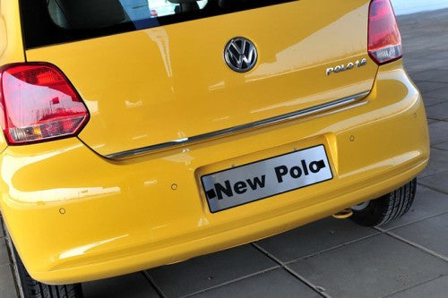 Chrome Rear Hatch Door Strip Accent - Polo 6R