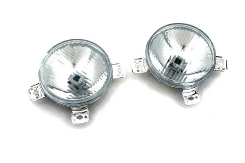 Quad Grille Inner Spot Light (Clear)