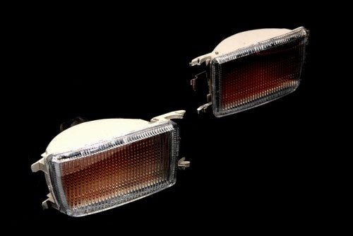 Front Bumper Turn Signal Lights