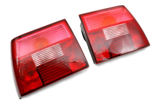 China Spec Tail Light (All Red) - Jetta MK2