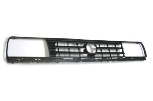 Stock Front Center Grille - Jetta MK2