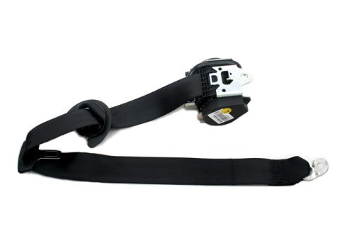 Front Left Side Seat Belt (Black) - Passat B6