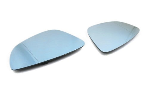 Blue Tinted Aspherical Side Mirror Glass