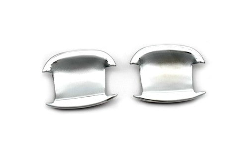 Chrome Exterior Door Handle Cavity Cover - Scirocco MK3