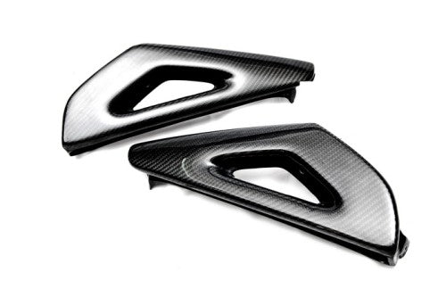Carbon Fiber Interior C Frame Scoop Set - A3 / S3 8P