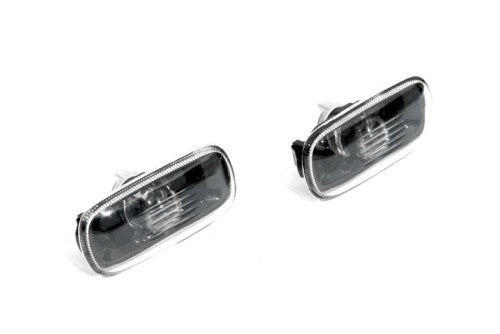 Smoke Side Marker Light Smooth Lens - A3 8P / A4 B6 B7 / A6 C6