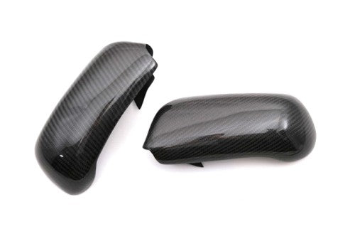 Carbon Fiber Mirror Cover - A4 B5