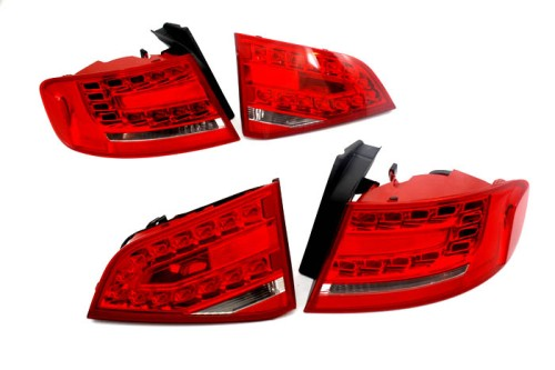 Stock LED Tail Light - A4 B8