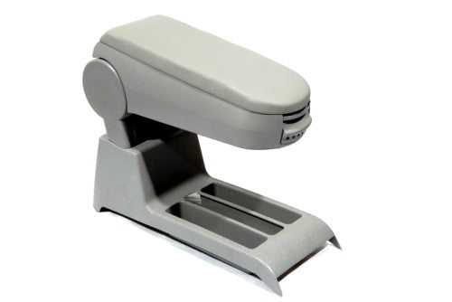 Center Console Armrest (Leather Grey) - Polo 9N