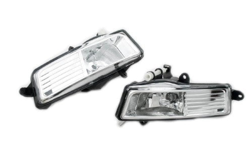 Front Fog Light - A6 C6 Facelift