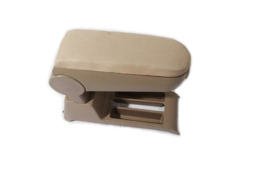 Center Console Armrest (Cloth Beige) - Polo 9N