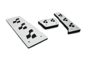 R-Line Style Aluminium Pedal Set For DSG